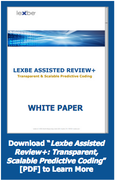 LexbeAssistedReviewWhitePaperDownload