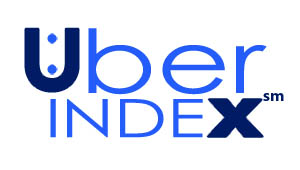 This is an image of the Lexbe Uber Index logo which is the industry's best keyword search index for eDiscovery